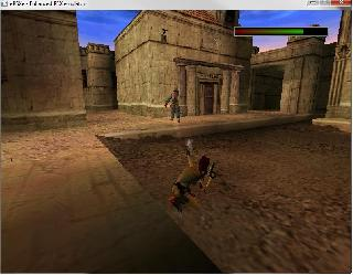 Screenshot Thumbnail / Media File 1 for Tomb Raider 4 - The Last Revelation [U]